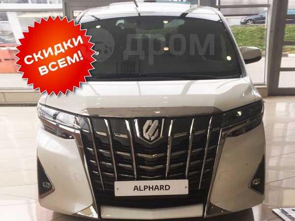 Toyota Alphard, 2019 год, 4 816 000 руб.
