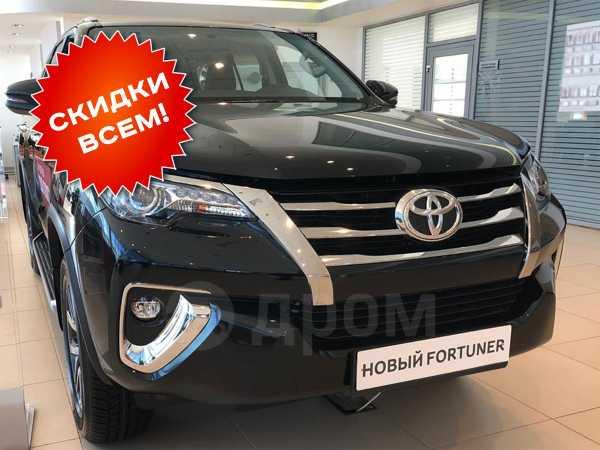 Toyota Fortuner, 2019 год, 2 639 000 руб.