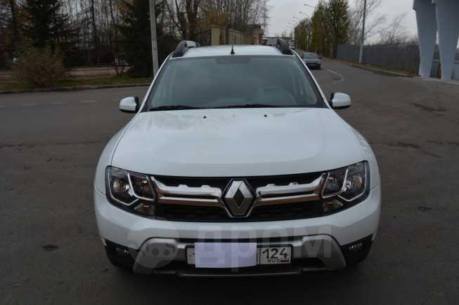 Renault Duster, 2015 год, 720 000 руб.