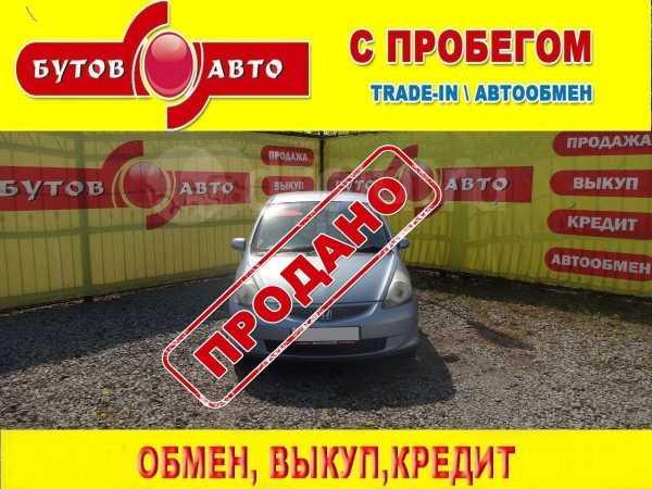 Honda Fit, 2001 год, 279 000 руб.