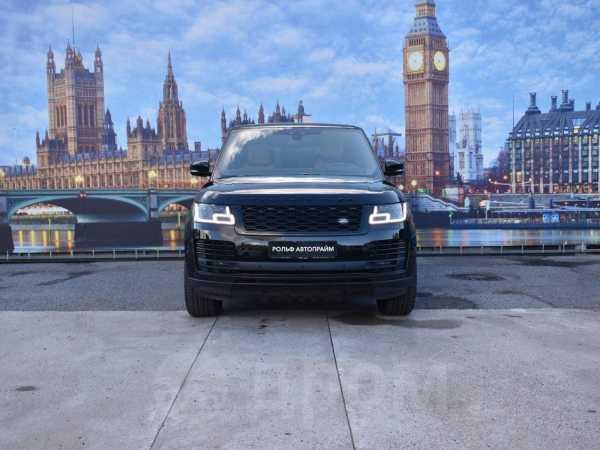 Land Rover Range Rover, 2019 год, 10 886 000 руб.