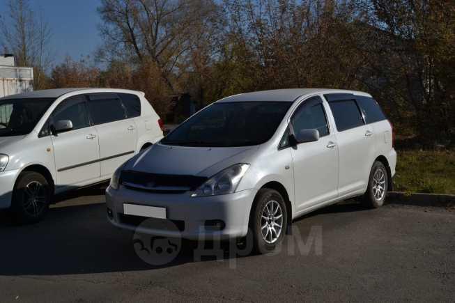 Toyota Wish, 2003 год, 475 000 руб.