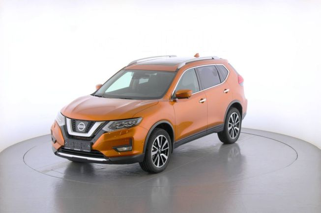 Nissan X-Trail, 2019 год, 2 146 000 руб.