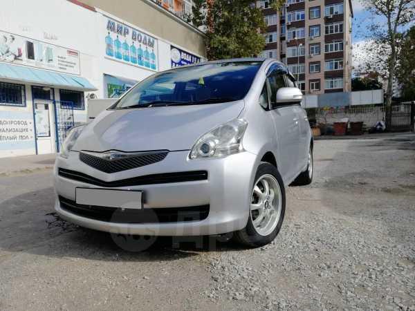 Toyota Ractis, 2008 год, 395 000 руб.