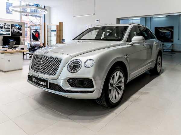 Bentley Bentayga, 2016 год, 11 400 000 руб.