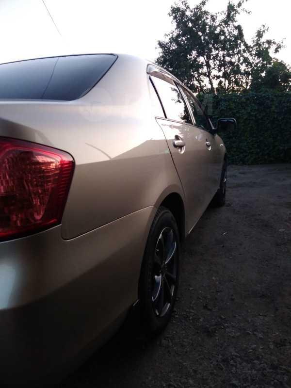 Toyota Corolla Axio, 2008 год, 520 000 руб.