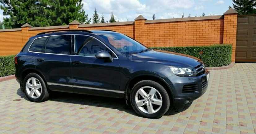 Volkswagen Touareg, 2011 год, 1 390 000 руб.