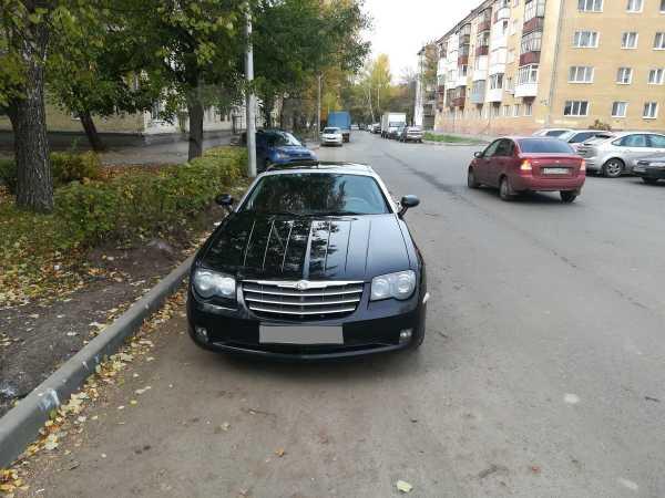 Chrysler Crossfire, 2007 год, 799 000 руб.