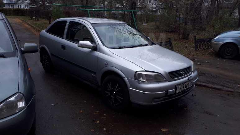 Opel Astra, 1998 год, 125 000 руб.