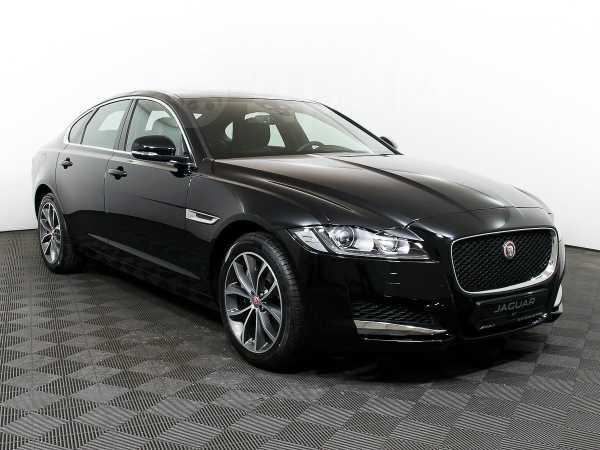Jaguar XF, 2019 год, 3 713 000 руб.