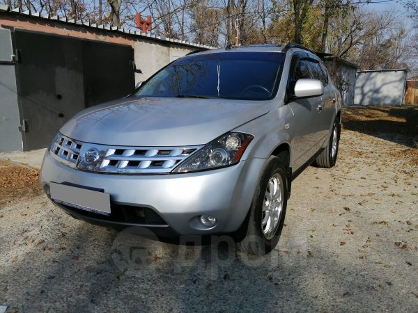 Nissan Murano, 2006 год, 505 000 руб.