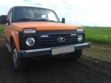Челябинск 4x4 2131 Нива 2005