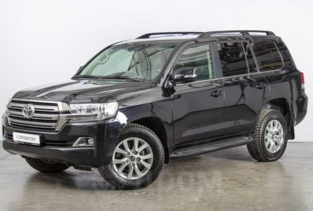 Toyota Land Cruiser, 2016 год, 2 950 000 руб.