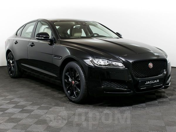 Jaguar XF, 2019 год, 3 853 000 руб.