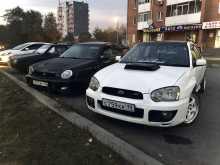 Абакан Impreza WRX 2003
