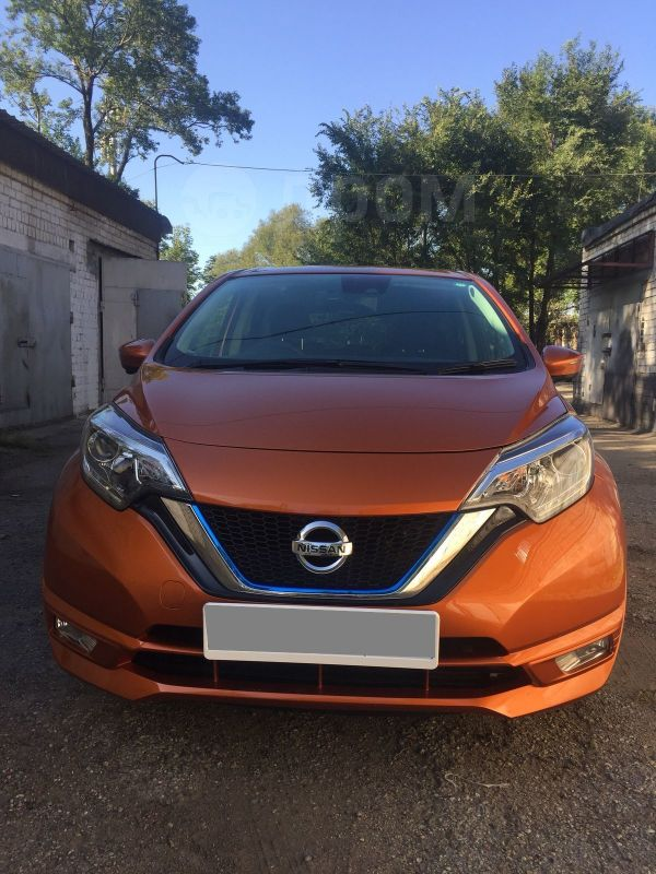 Nissan Note, 2017 год, 765 000 руб.