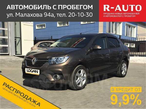 Renault Logan, 2018 год, 647 000 руб.