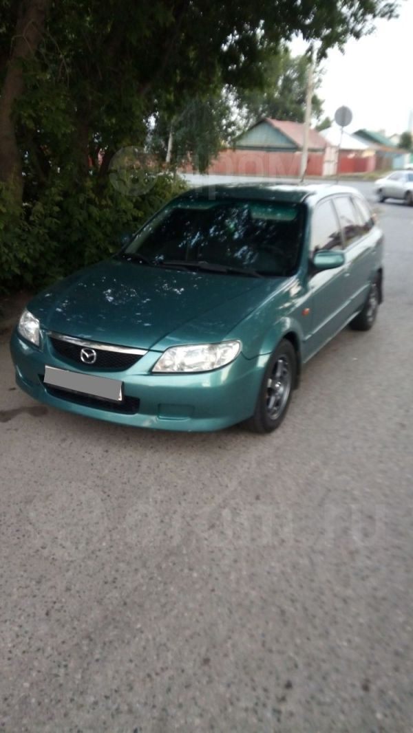 Mazda 323F, 2001 год, 260 000 руб.