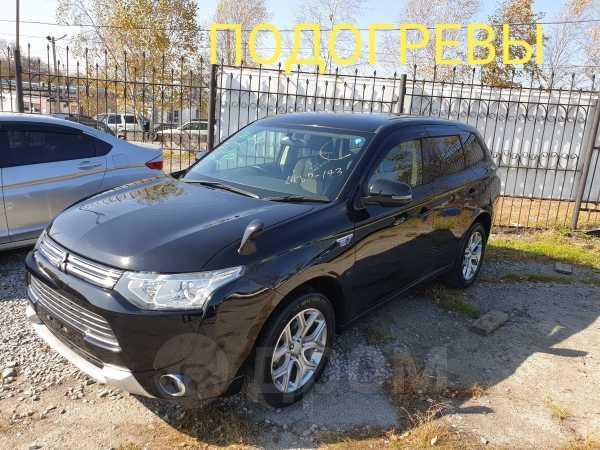 Mitsubishi Outlander, 2015 год, 1 245 000 руб.