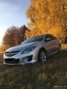 Уфа Mazda6 2008