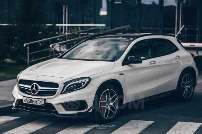 Mercedes-Benz GLA-Class, 2016 год, 2 100 000 руб.