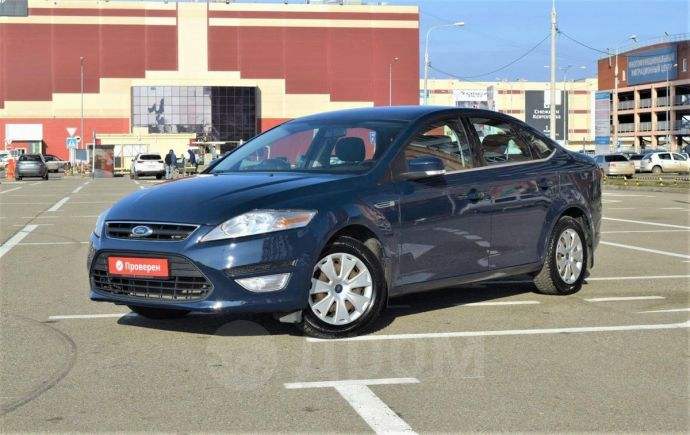 Ford Mondeo, 2012 год, 615 000 руб.