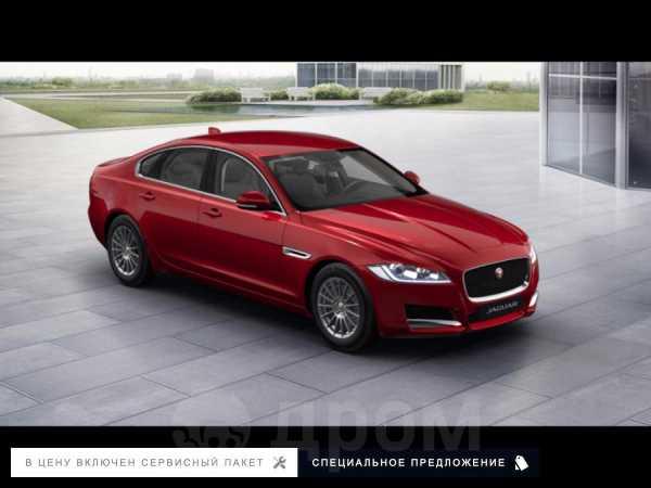 Jaguar XF, 2019 год, 4 202 000 руб.