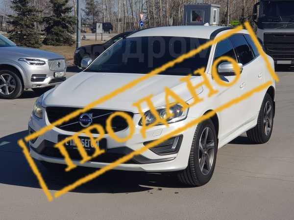 Volvo XC60, 2014 год, 1 440 000 руб.