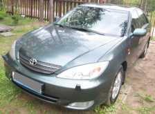 Сыктывкар Toyota Camry 2004