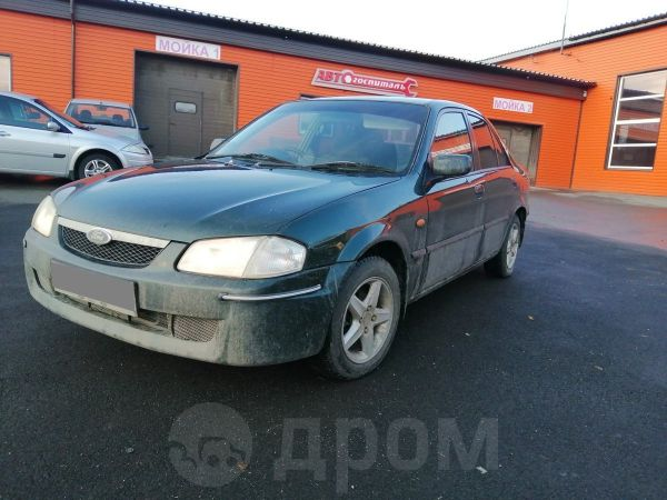 Ford Laser, 2002 год, 155 000 руб.