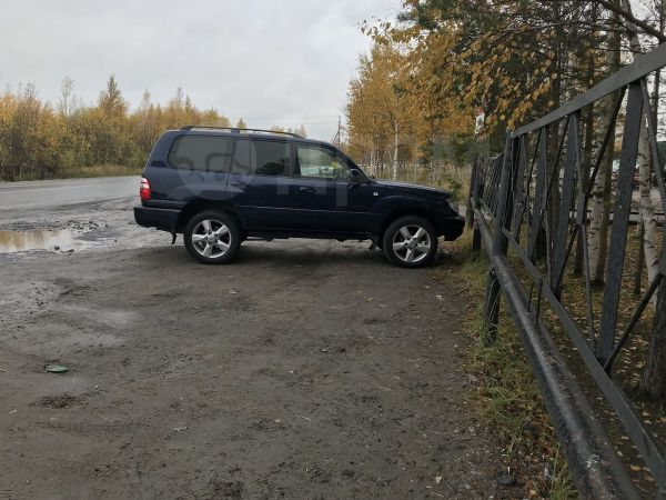 Toyota Land Cruiser, 2004 год, 1 300 000 руб.