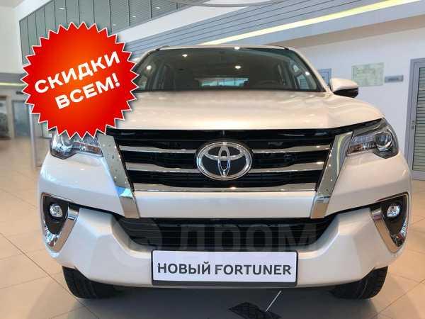 Toyota Fortuner, 2019 год, 2 809 000 руб.