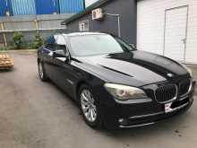 Владивосток BMW 7-Series 2011