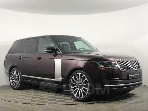 Land Rover Range Rover, 2019 год, 8 152 000 руб.
