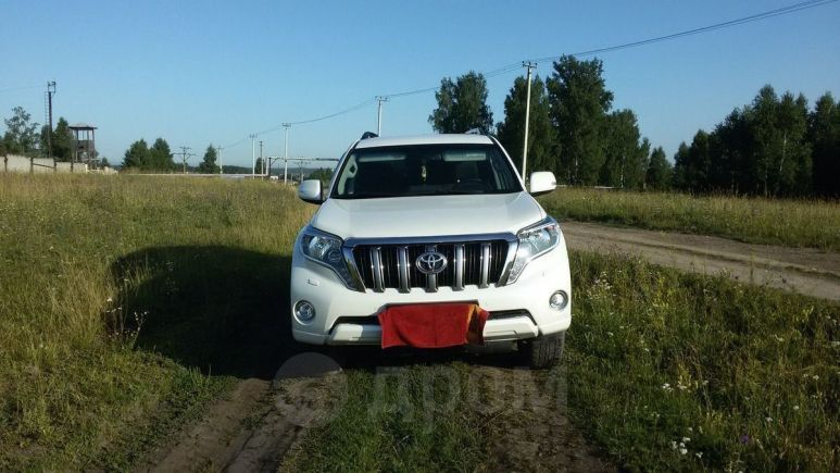 Toyota Land Cruiser Prado, 2014 год, 2 310 000 руб.