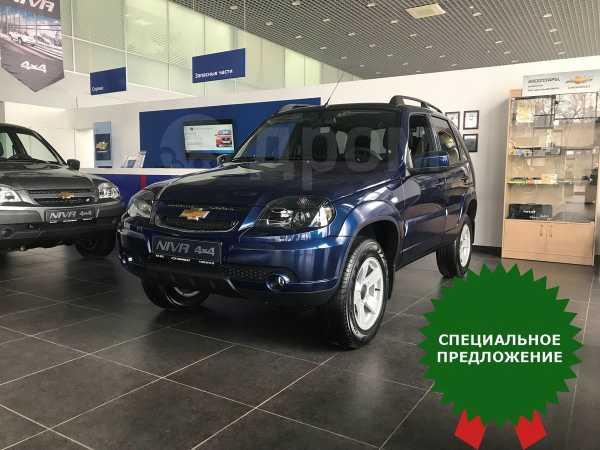 Chevrolet Niva, 2019 год, 720 000 руб.