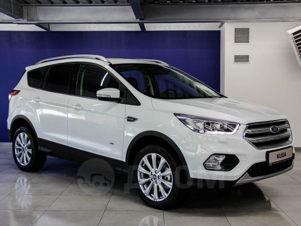 Ford Kuga, 2019 год, 1 875 000 руб.