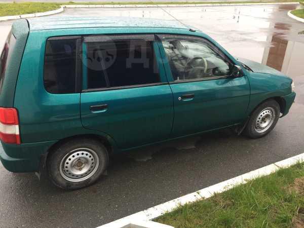Mazda Demio, 1999 год, 100 000 руб.