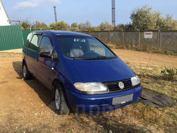 Volkswagen Sharan, 1998 год, 250 000 руб.