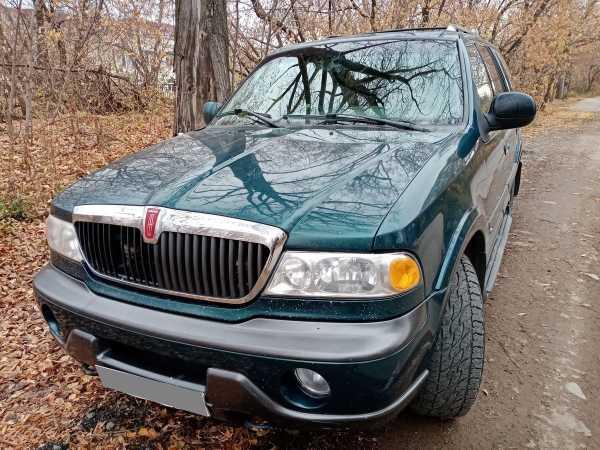 Lincoln Navigator, 1998 год, 520 000 руб.
