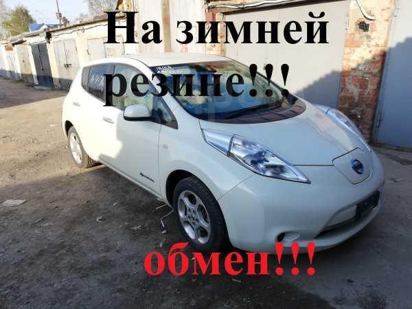 Nissan Leaf, 2012 год, 350 000 руб.
