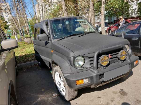 Mitsubishi Pajero Junior, 1997 год, 309 000 руб.