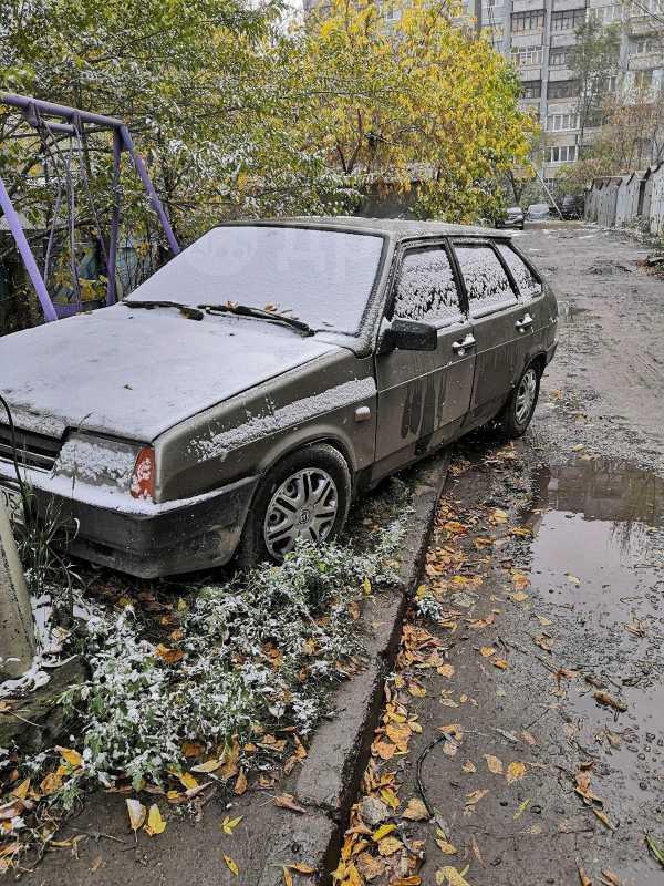 Лада 2109, 2002 год, 28 000 руб.