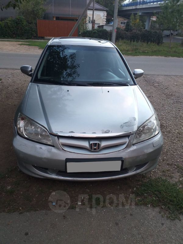Honda Civic, 2004 год, 190 000 руб.