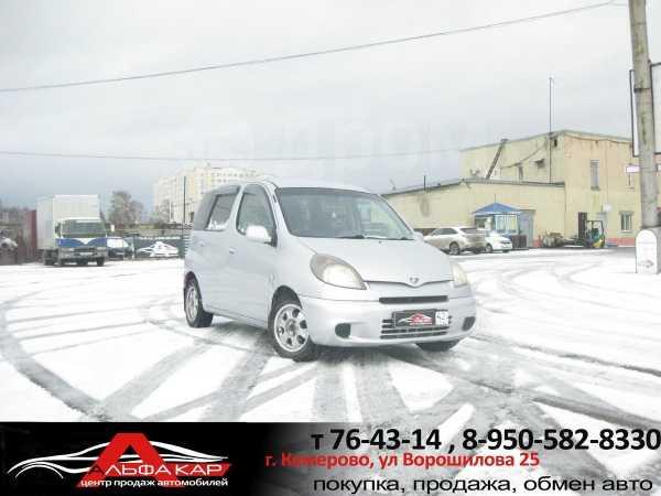 Toyota Funcargo, 2002 год, 249 000 руб.