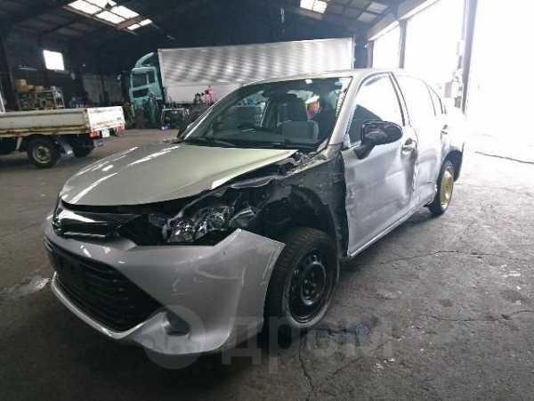 Toyota Corolla Axio, 2017 год, 455 000 руб.