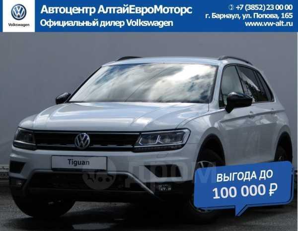 Volkswagen Tiguan, 2019 год, 2 169 000 руб.