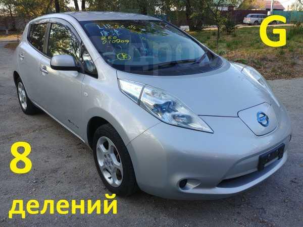 Nissan Leaf, 2011 год, 305 000 руб.