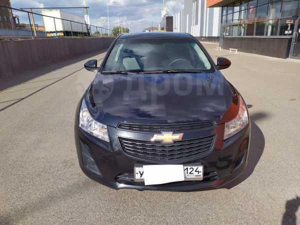 Chevrolet Cruze, 2013 год, 483 000 руб.