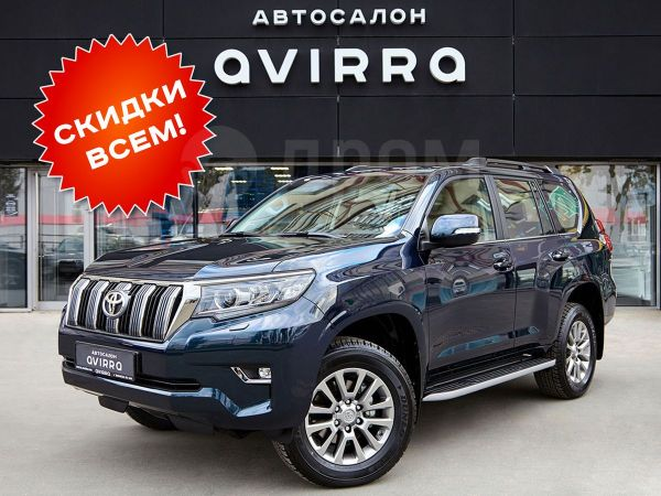 Toyota Land Cruiser Prado, 2019 год, 3 870 000 руб.
